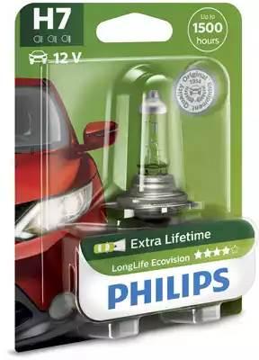 Лампа накаливания, 'H7' 12В 55Вт