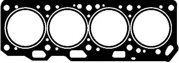 61-28025-10 прокладка ГБЦ Audi 80 1.3 79-86, VW Golf/Passat/Vento 1.0/1.3 81 612802510