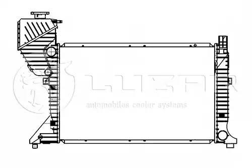 Радиатор CDI без кондиционера