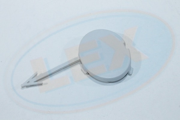 заглушка бампера переднего (крюка буксировочного)