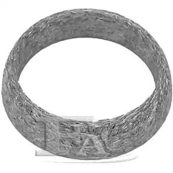 кольцо уплотнительное приемной трубы