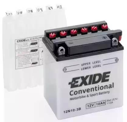 EXIDE 12N10-3B