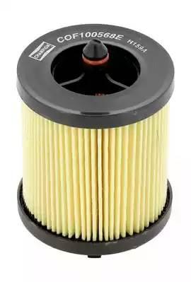Фильтр масляный, CHAMPION, COF100568E