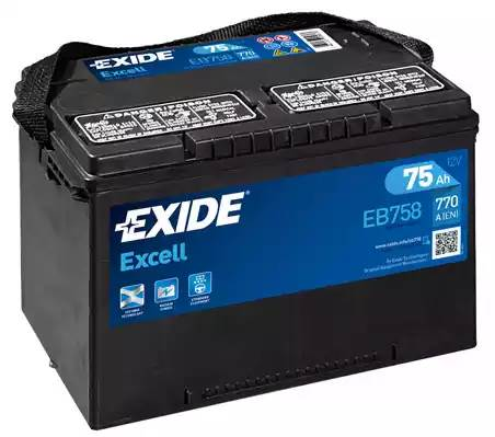 Exide Excell EB758