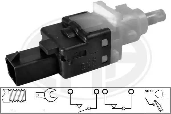 датчик включения стоп сигнала (лягушка) 4 контактный