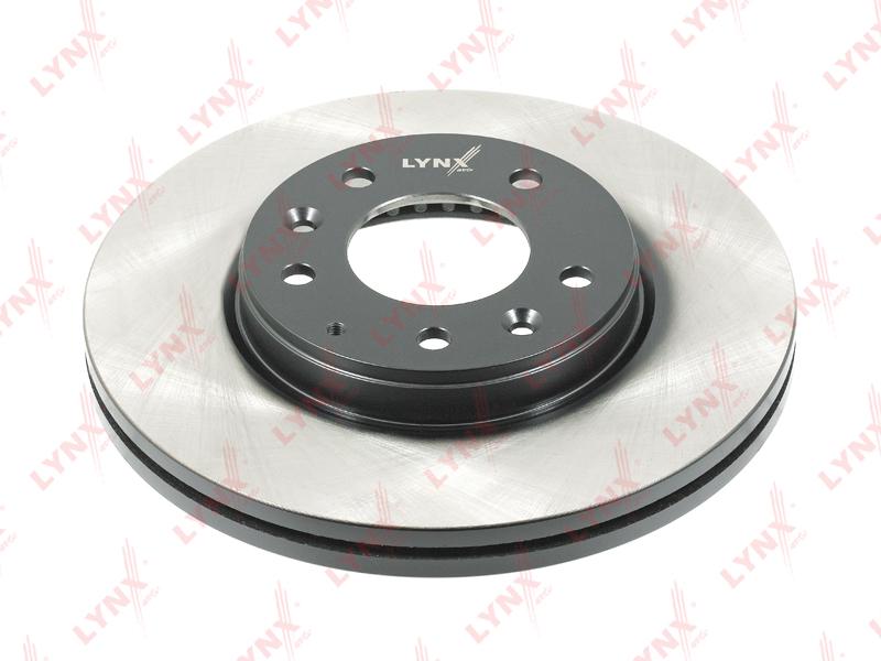 BN1072 LYNX Диск тормозной передний (283x25)