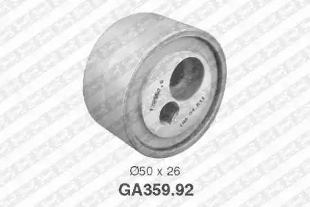 Ролик натяжной ремня генератора, SNR, GA35992