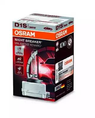 Лампа D1S 85V-35W (PK32d-2) XENARC NIGHT BREAKER UNLIMITED