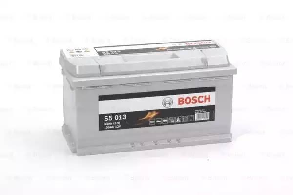 Аккумулятор 100Ah BOSCH