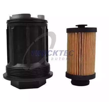 Карбамидный фильтр (AdBlue) MB Actros/Antos/Arocs/Axor Trucktec