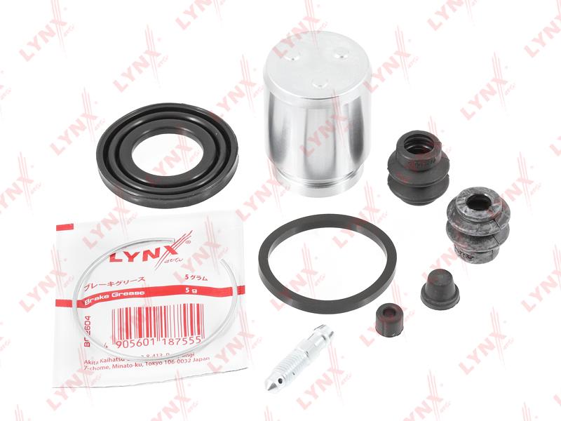 BC6057 LYNX Ремкомплект тормозного суппорта с поршнем заднего (поршень Ø 35mm, суппорт Akebono) купить в интернет-магазине AvtoTO
