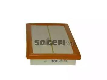 Фильтр воздушный, FRAM, CA11759