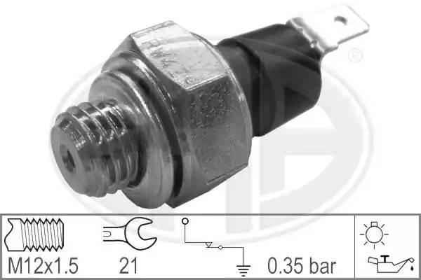 Датчик давления масла\ MERCEDES SPRINTER 95-06 330001