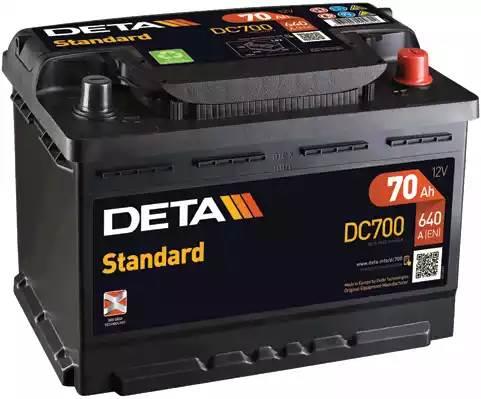 Deta Standard DC700