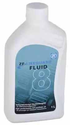 Масло ZF-Lifeguard Fluid 8