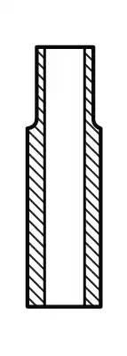 Направляющая клапана вп./вып. Toyota 1MZ-FE/2ZR-FE/3ZZ-FE 5.5x10.36x34.5 (11122