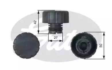 Крышка радиатора MERCEDES-BENZ Sprinter euro 5, Vaneo