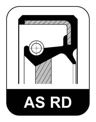 Сальник 35x49x6 AS RD ACM
