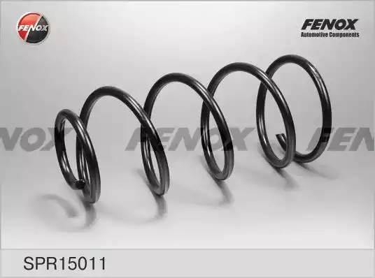 SPR15011 пружина передняя Ford Focus II 1.4-1.6 04 spr15011