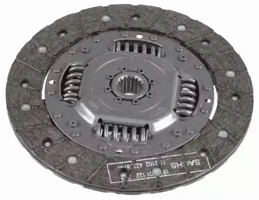 диск сцепления (для ком-т 1566434)