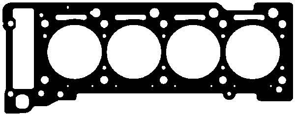 Прокладка ГБЦ 611/646 ремонтная