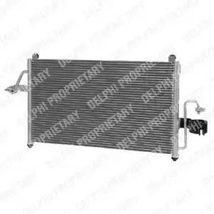 Радиатор кондиционера DAEWOO NUBIRA (KLAJ) [2002 - 2003] DELPHI TSP0225146