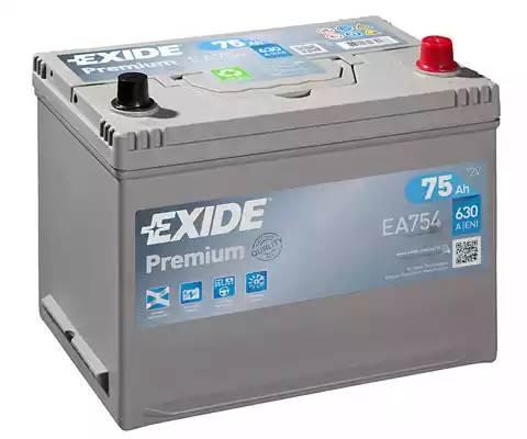 Exide Premium EA754