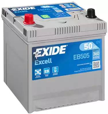 Exide Excell EB505