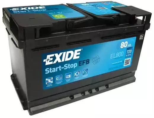 Exide Start-Stop EFB EL800
