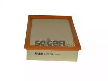 Фильтр воздушный, FRAM, CA9694