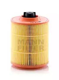 Фильтр воздушный, MANN-FILTER, C161422
