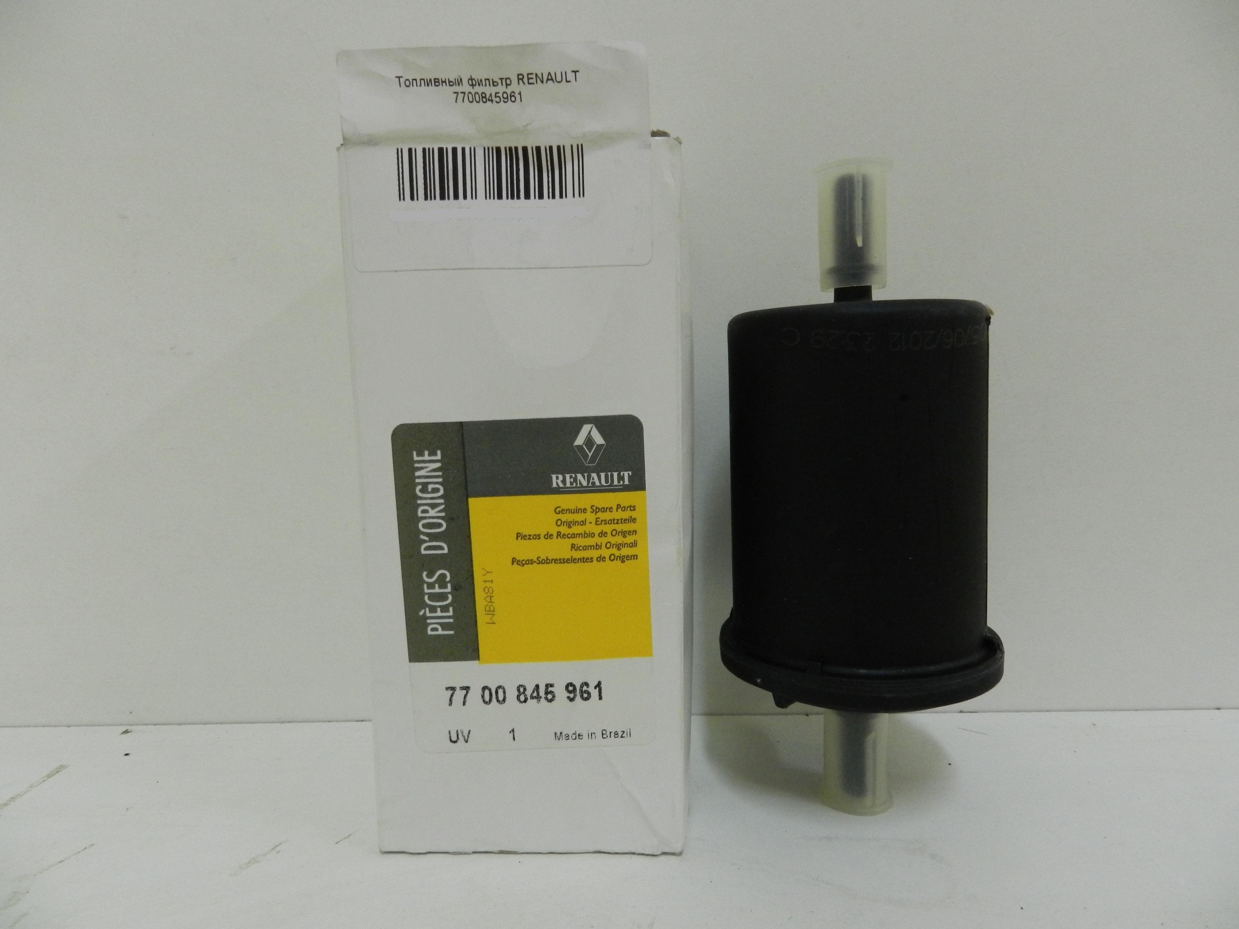 Фильтр топливный 7700845961