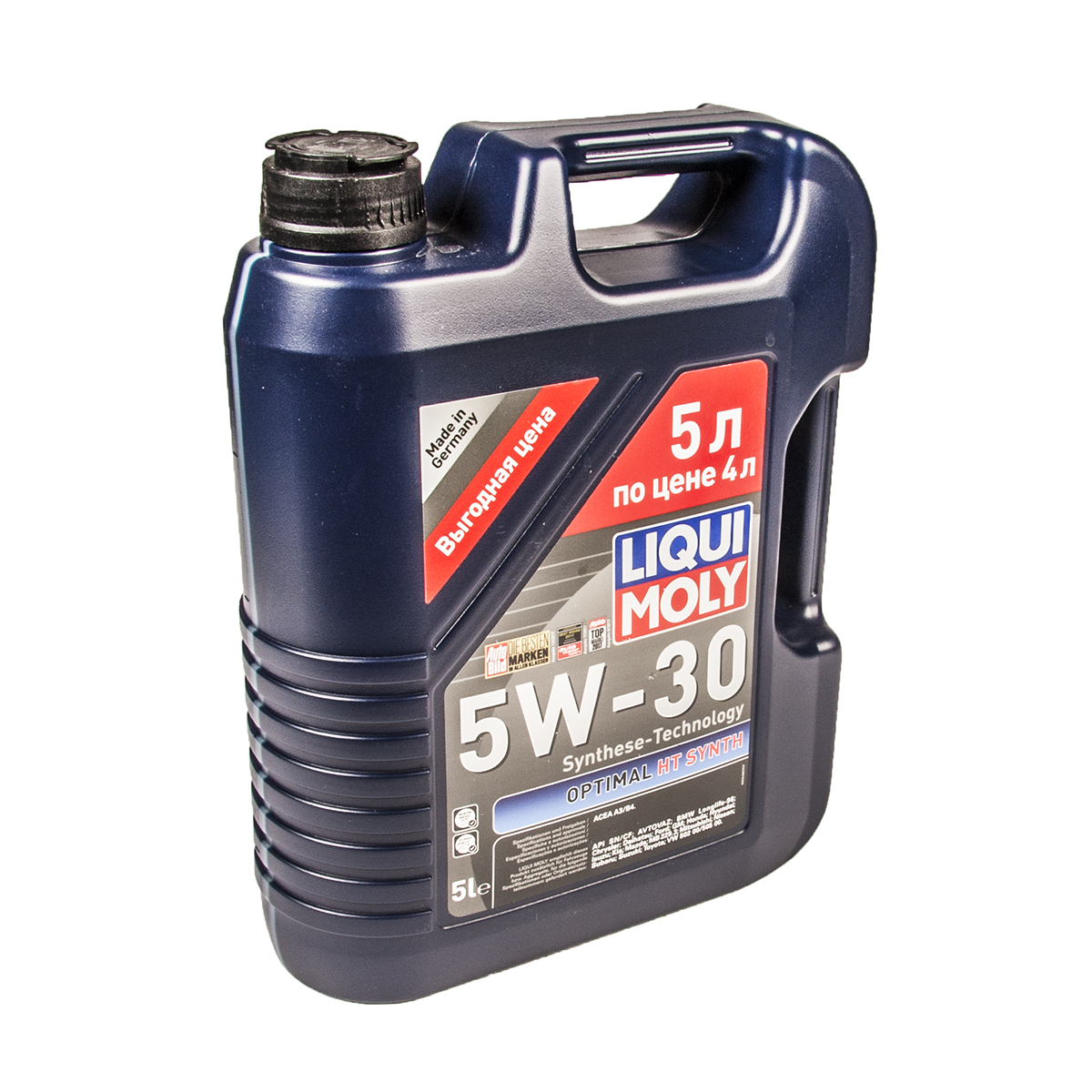 Liqui Moly Optimal HT Synth