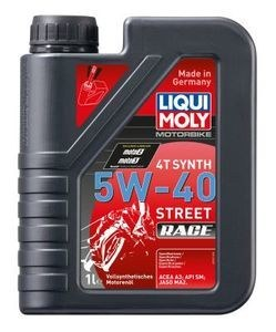 Liqui Moly Racing Synth 4T SAE 5W-40