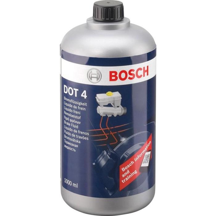 BOSCH Brake Fluid DOT4 1л