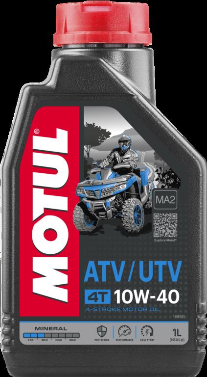Motul ATV-UTV 4T SAE 10W-40