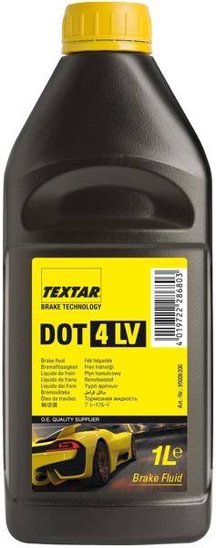 TEXTARBrake Fluid PRO DOT4 1л