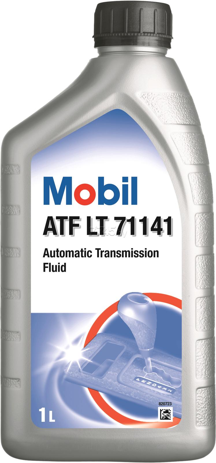 """Масло трансмиссионное полусинтетическое """"ATF LT 71141"""", 1л"""