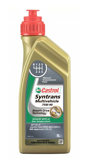 Syntrans Multivehicle Castrol 154FA3