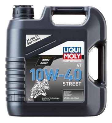 Liqui Moly Motorrad 4T SAE 10W-40