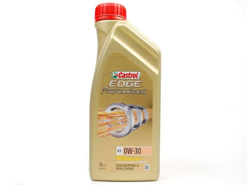 Масло Castrol A3 0w-30 EDGE Professional