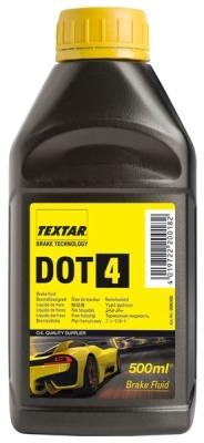 TEXTARBrake Fluid DOT4 0,5л