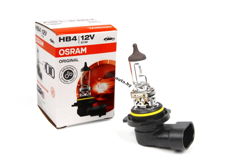 лампа HB-4 12V (51W)