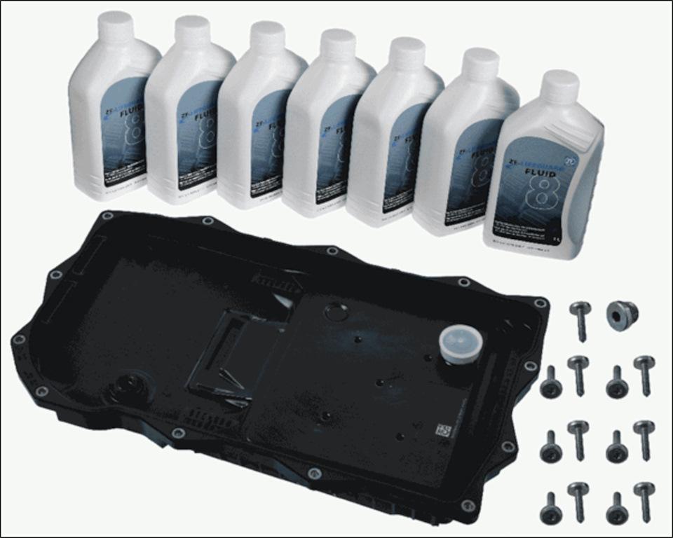 Комплект замены масла АКПП ZF 8HP