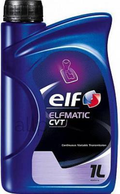 Трансмиссионная жидкость ELF Elfmatic CVT