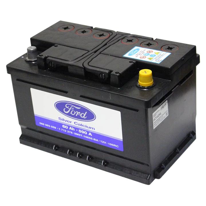 OEFORD-1712276 аккумуляторная батарея 60A Ford All
