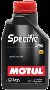 Specific 0720 Motul 102208