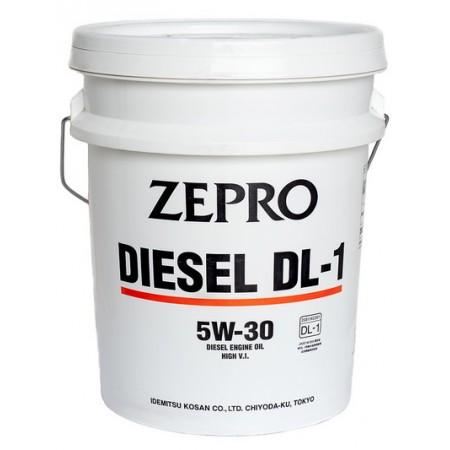 Масло мотор ZEPRO DIESEL DL-1 5W30 (20 л) ACEA C2-08
