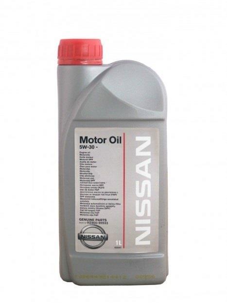Nissan Full Synthetic Motor Oil