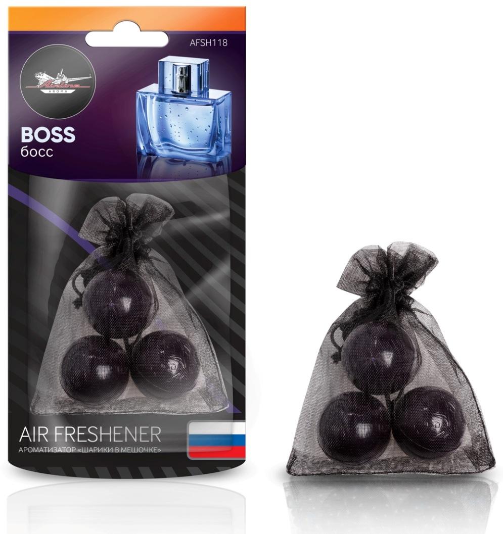 "Ароматизатор ""Шарики в мешочке"" boss (AFSH118)"
